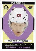 2017-18 O-Pee-Chee Retro #596 Ryan Suter Minnesota Wild Plus/Minus