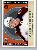 2017-18 O-Pee-Chee Retro #648 Alex Kerfoot Colorado Avalanche