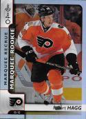 2017-18 O-Pee-Chee Rainbow Foil #503 Robert Hagg Philadelphia Flyers Marquee Rookie