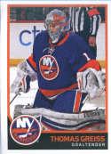 2017-18 Panini Stickers #127 Thomas Greiss New York Islanders