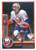 2017-18 Panini Stickers #128 Johnny Boychuk New York Islanders