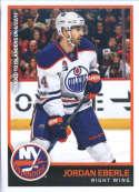 2017-18 Panini Stickers #130 Jordan Eberle New York Islanders