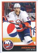 2017-18 Panini Stickers #133 Anders Lee New York Islanders