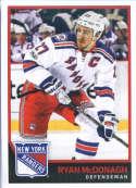 2017-18 Panini Stickers #142 Ryan McDonagh New York Rangers