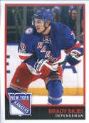 2017-18 Panini Stickers #143 Brady Skjei New York Rangers