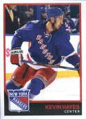 2017-18 Panini Stickers #144 Kevin Hayes New York Rangers