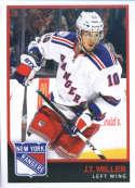 2017-18 Panini Stickers #146 J.T. Miller New York Rangers
