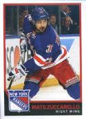2017-18 Panini Stickers #149 Mats Zuccarello New York Rangers