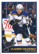 2017-18 Panini Stickers #401 Vladimir Tarasenko St. Louis Blues