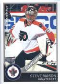 2017-18 Panini Stickers #435 Steve Mason Winnipeg Jets