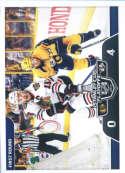 2017-18 Panini Stickers #479 Chicago Blackhawks vs. Nashville Predators Stanley Cup Playoffs Match U