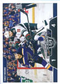2017-18 Panini Stickers #480 Minnesota Wild vs. St. Louis Blues Stanley Cup Playoffs Match Ups