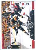 2017-18 Panini Stickers #486 Pittsburgh Penguins vs. Ottawa Senators Stanley Cup Playoffs Match Ups