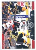 2017-18 Panini Stickers #490 Ottawa Senators vs. Boston Bruins Stanley Cup Playoffs Match Ups