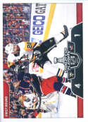 2017-18 Panini Stickers #492 Pittsburgh Penguins vs. Columbus Blue Jackets Stanley Cup Playoffs Matc