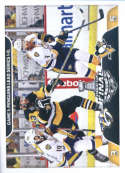 2017-18 Panini Stickers #493 Stanley Cup Finals Game 1 Penguins 1-0