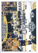 2017-18 Panini Stickers #498 Stanley Cup Finals Game 6 Penguins 4-2