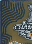 2017-18 Panini Stickers #502 Left Side 2017 Stanley Cup Champions Logo