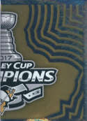 2017-18 Panini Stickers #503 Right Side 2017 Stanley Cup Champions Logo