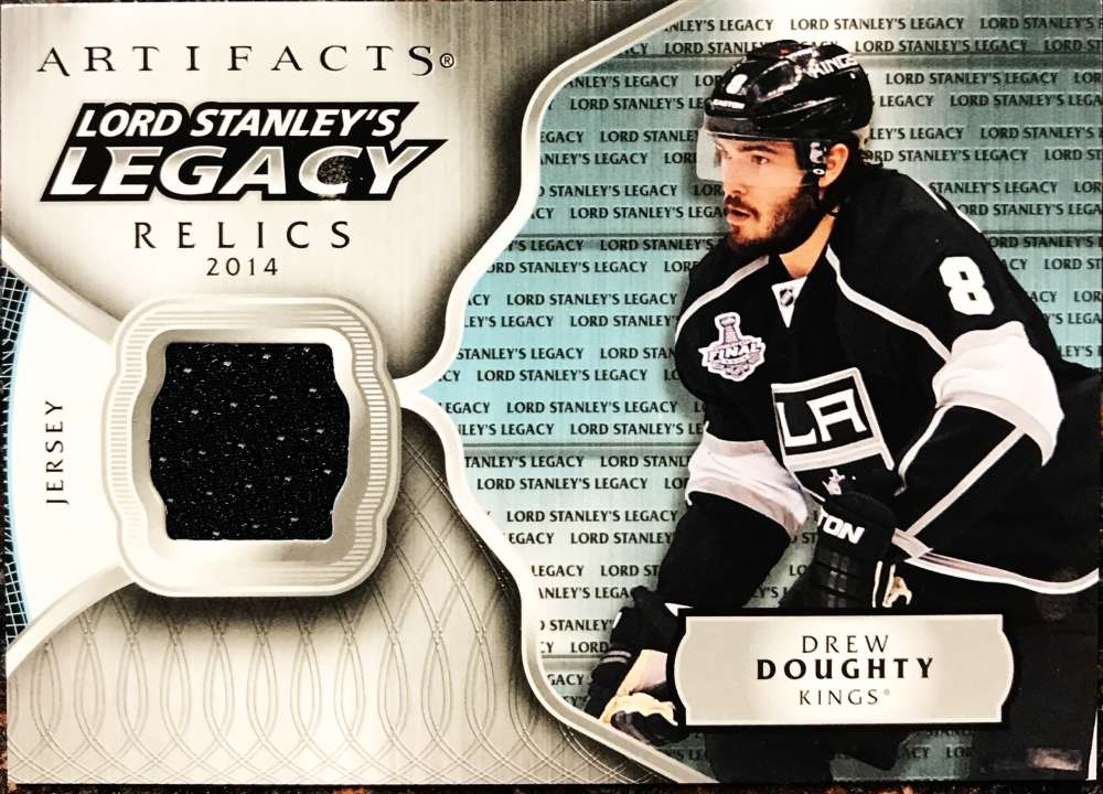 2017-18 Upper Deck Artifacts Lord Stanley's Legacy Relics
