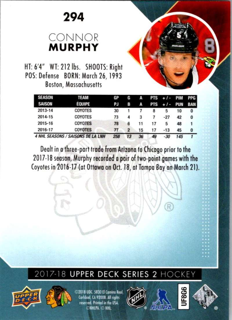 2017-18-Upper-Deck-Hockey-Series-2-Pick-A-Player thumbnail 70