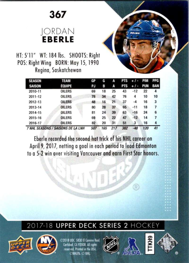 2017-18-Upper-Deck-Hockey-Series-2-Pick-A-Player thumbnail 183