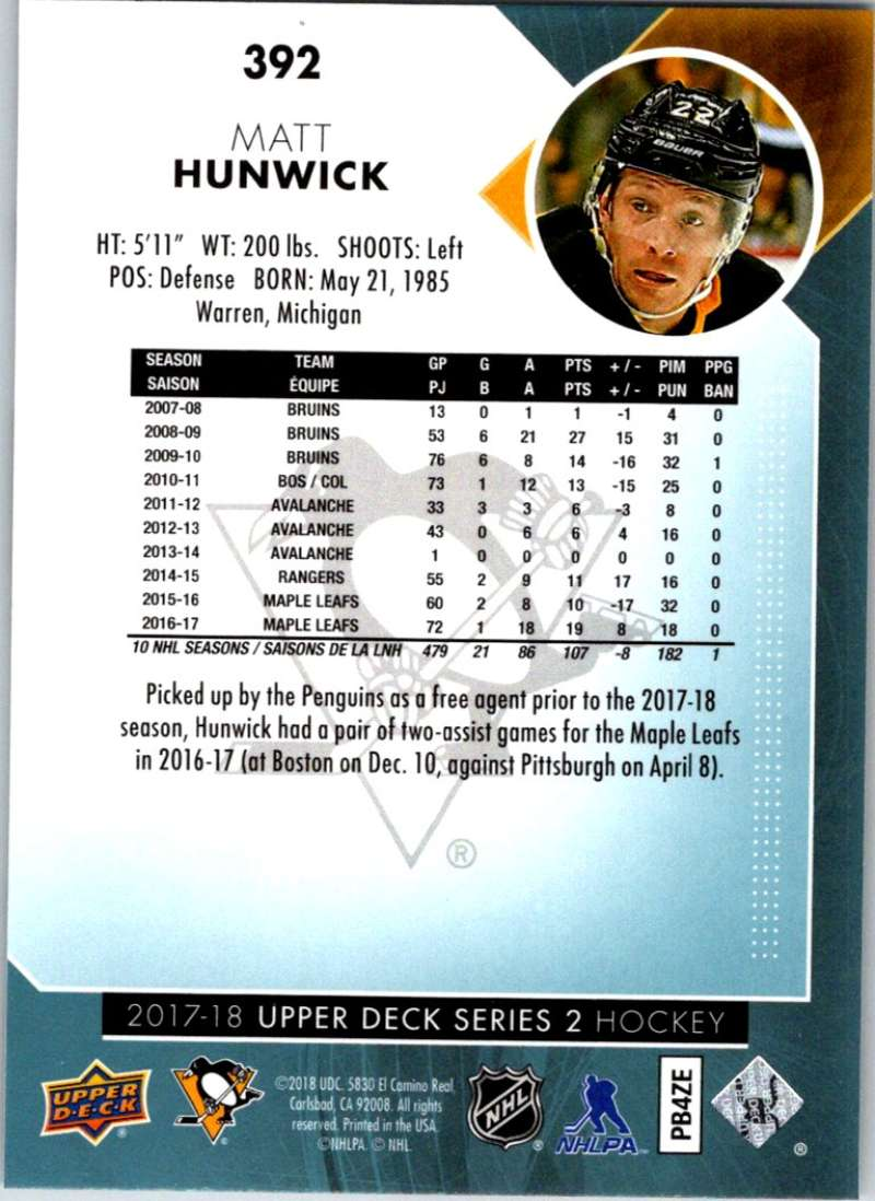 2017-18-Upper-Deck-Hockey-Series-2-Pick-A-Player thumbnail 223