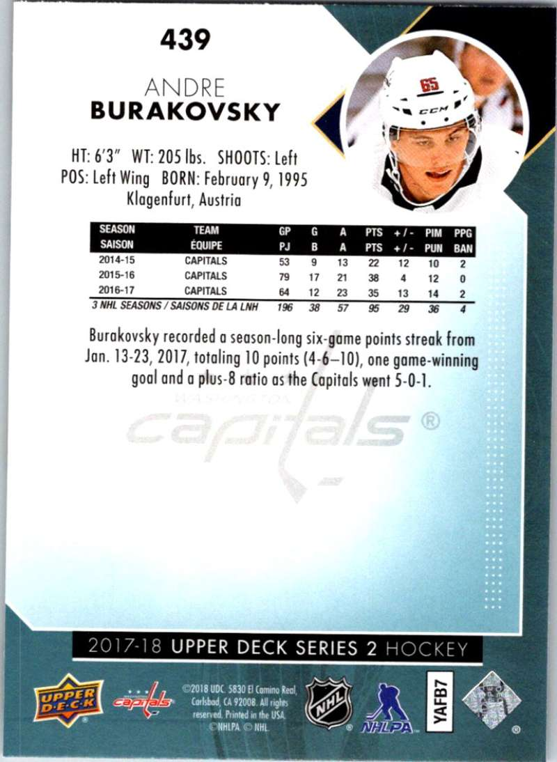 2017-18-Upper-Deck-Hockey-Series-2-Pick-A-Player thumbnail 295