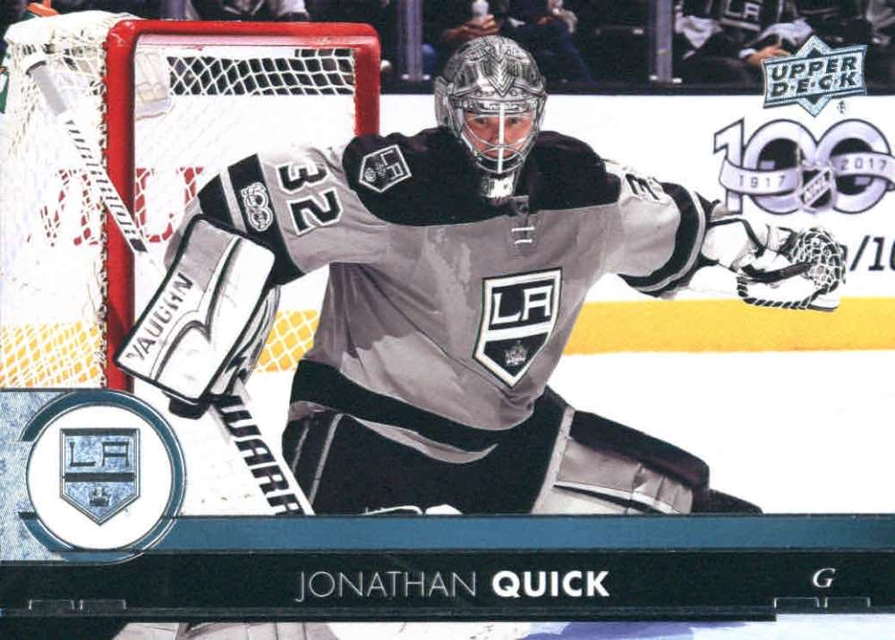 2017-18-Upper-Deck-Hockey-Card-Singles-NHL-Series-1-One-1-200-You-Pick miniature 89