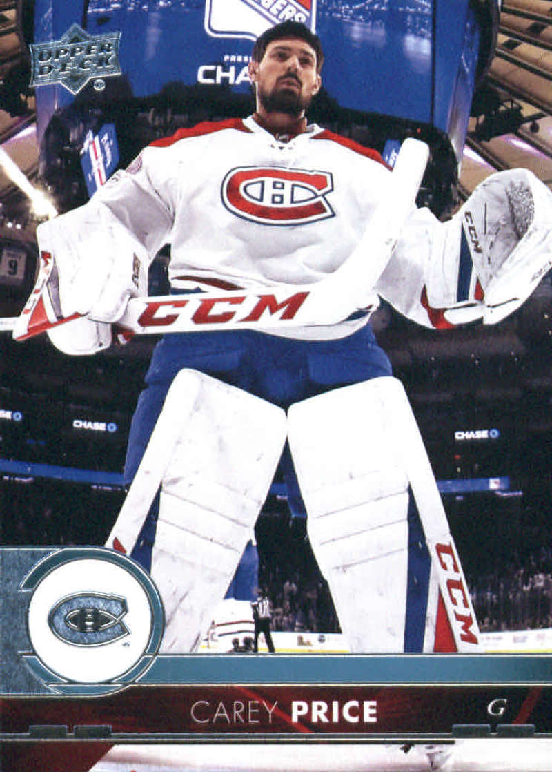 2017-18-Upper-Deck-Hockey-Card-Singles-NHL-Series-1-One-1-200-You-Pick miniature 101