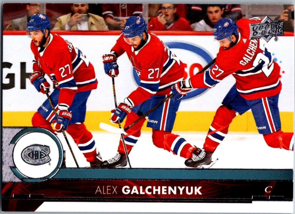 Pick-Your-Cards-2017-18-NHL-Upper-Deck-Series-2-Base-amp-Young-Guns-Make-Your-Lot