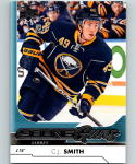 2017-18 Upper Deck #225 C.J. Smith YG RC Rookie Buffalo Sabres