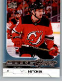 2017-18 Upper Deck #248 Will Butcher YG RC Rookie New Jersey Devils