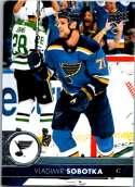 2017-18 Upper Deck #409 Vladimir Sobotka St. Louis Blues