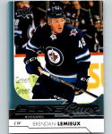2017-18 Upper Deck #487 Brendan Lemieux Winnipeg Jets
