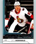 2017-18 Upper Deck #489 Jack Rodewald Ottawa Senators