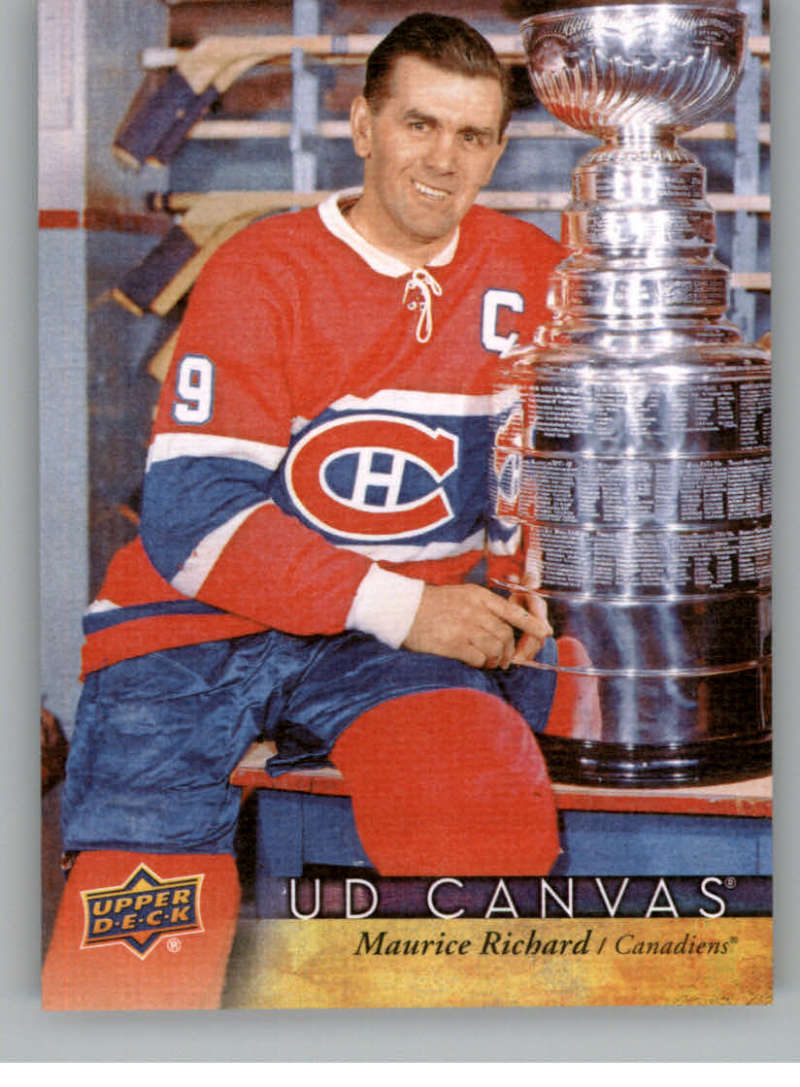 2017-18-Upper-Deck-Canvas-Inserts-NHL-Hockey-Card-Singles-You-Pick miniature 29
