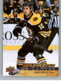 2017-18 Upper Deck Canvas #C234 Anders Bjork Boston Bruins