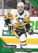 2017-18 Parkhurst #180 Sidney Crosby Pittsburgh Penguins