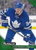 2017-18 Parkhurst #220 Auston Matthews Toronto Maple Leafs