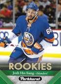 2017-18 Parkhurst #254 Josh Ho-Sang RC Rookie New York Islanders