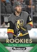 2017-18 Parkhurst #272 Alex Tuch RC Rookie Vegas Golden Knights