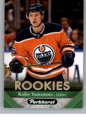 2017-18 Parkhurst #286 Kailer Yamamoto RC Rookie Edmonton Oilers