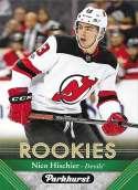 2017-18 Parkhurst #290 Nico Hischier RC Rookie New Jersey Devils
