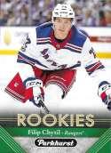 2017-18 Parkhurst #291 Filip Chytil RC Rookie New York Rangers
