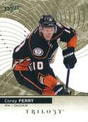 2017-18 Upper Deck Trilogy #16 Corey Perry Anaheim Ducks