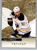 2017-18 Upper Deck Trilogy #18 Ryan O'Reilly Buffalo Sabres