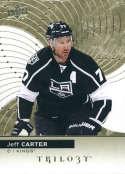 2017-18 Upper Deck Trilogy #21 Jeff Carter Los Angeles Kings