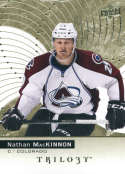 2017-18 Upper Deck Trilogy #22 Nathan MacKinnon Colorado Avalanche
