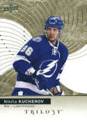 2017-18 Upper Deck Trilogy #24 Nikita Kucherov Tampa Bay Lightning